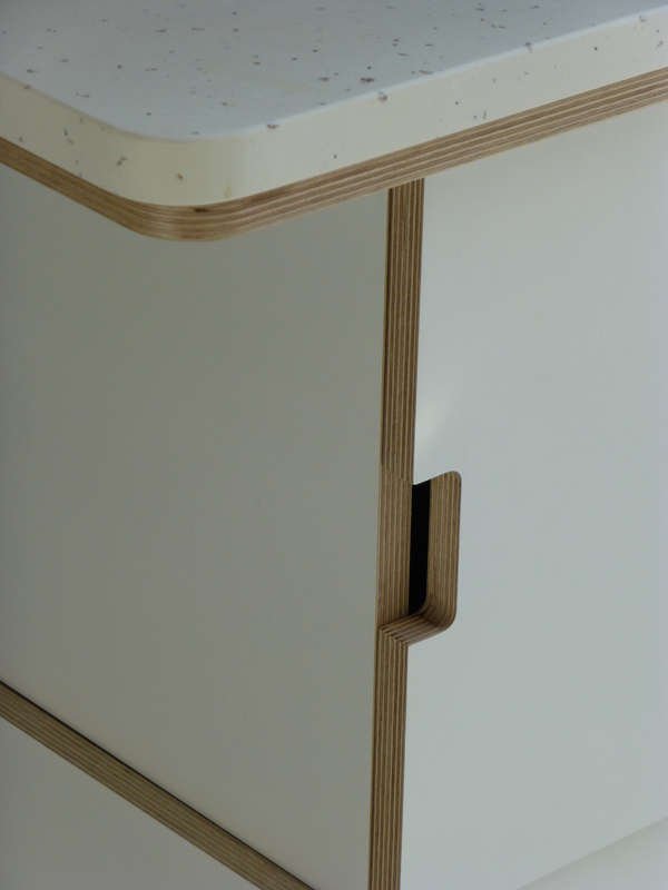 lacquered birch plywood edges