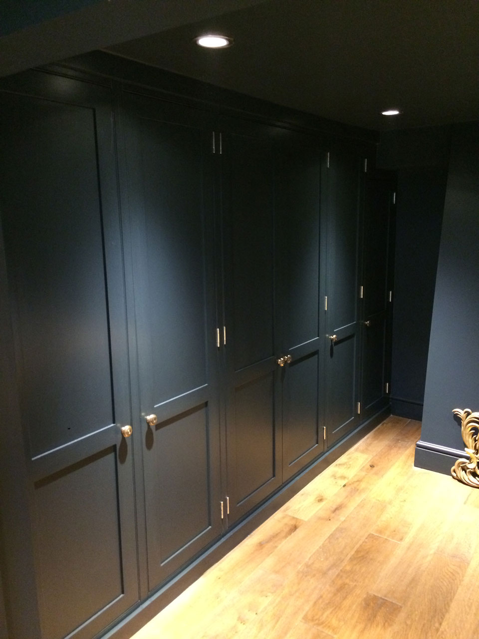 custom made bedroom cupboard