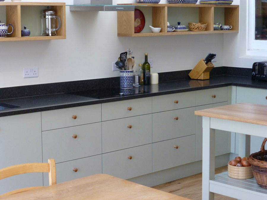 bespoke kitchen in Sussex
