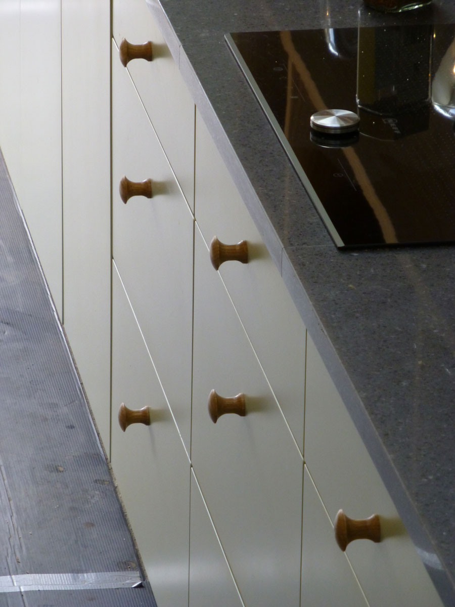 Brighton bespoke kitchen drawers